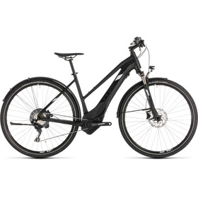 Cube Cross Hybrid Race 500 Allroad E-crossbike Trapez sort